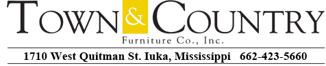 Town & Country Furniture Co. Logo